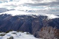 Le Pla de Montcamp et le Pic du Col Taillat