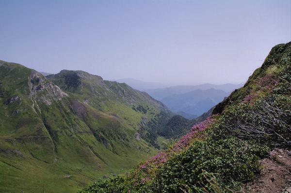 Le vallon du Saleix