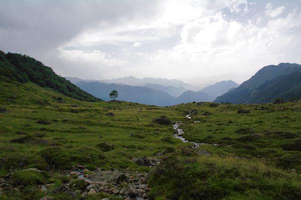 Le vallon de Coumebière