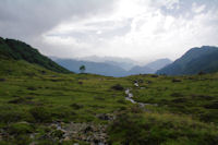 Le vallon de Coumebiere