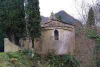 L_église de Péreille