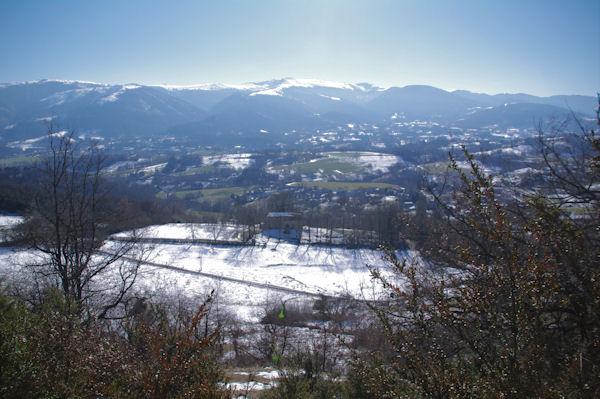 Toute la crête entre le Prat d_Albis et le Cap du Carmil