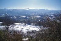 Toute la crete entre le Prat d'Albis et le Cap du Carmil