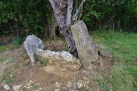 Le dolmen de Tres Peyros