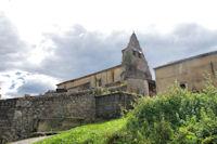 L_église de Cérizols