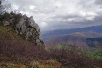L'antecime du Pic de l'Aspre