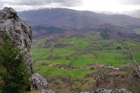 Soula depuis le Pic de l'Aspre