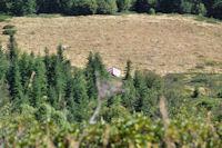 Une cabane au dessus de la Jasse de Tourneyrisse