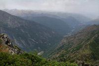 La vallee de l'Oriege
