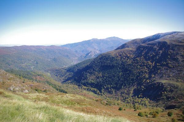La vallée du Saurat