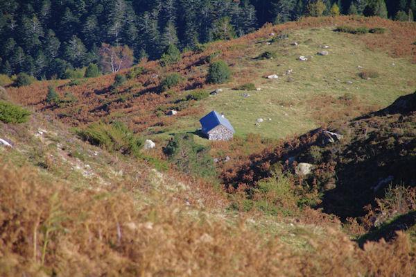 La cabane d_Estibat