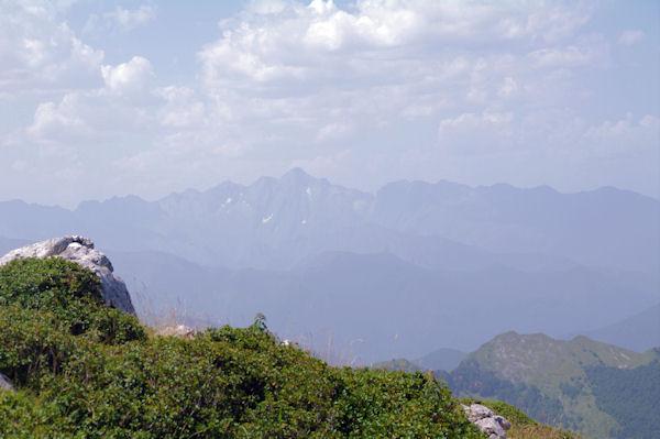 Le fier Mont Valier