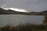Le Lac de Mondely depuis La Grangette