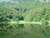 Le lac des Monts d&#39Olmes