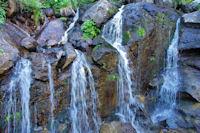 Les cascades du ruisseau du Riutort
