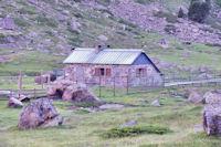 La cabane du Pla de las Peyres