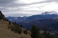 Les pyrenees ariegeoises du Roc de la Gourgue au Pic de Soularac et au Pic St Barthelemy