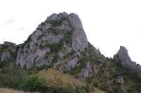 Le pog du chateau de Roquefixade