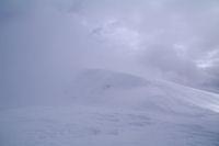Le Mont Fourcat depuis le Pic de la Lauzate