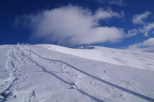 La crête Ouest du Pic de la Lauzate et du Mont Fourcat