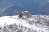 Le refuge de l'Aynat