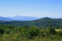 Mont Valier, Pic de Mauberme, Pic de Crabere… depuis Crouzelles