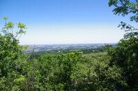 Au loin la vallee de l'Arize depuis la Montagne du Plantaurel
