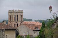 La basilique de St Lizier
