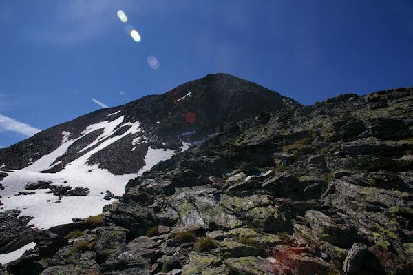 Le Pic du Montcalm