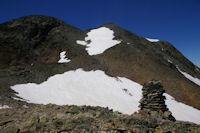 Pic du Montcalm - Pic d