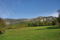 Pic de la Crouzette, Roches de Castillou et Roc de Ste Julie