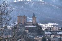 Le celebre Chateau de Foix
