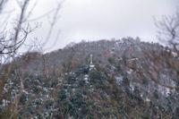 La Croix de St Sauveur rive gauche de l_Ariège