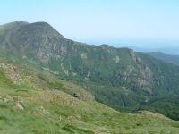 Vue vers le Mont Fourcat