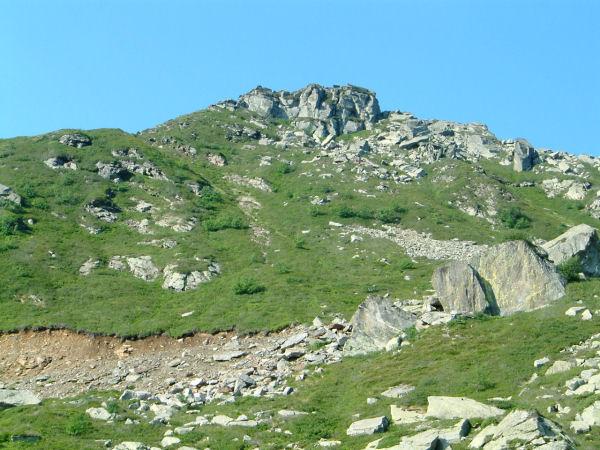 Vue sur le Pic du Han