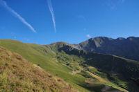 Le Pic du Garbie de Bresoul, le Pic de Sarrasi et la Pique d'Endron