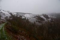 Le chemin vers le Col de Blazy