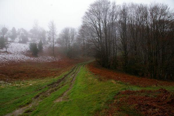 Le Col de Blazy