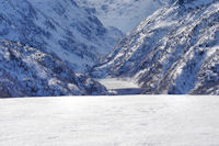 La barrage de Laparan