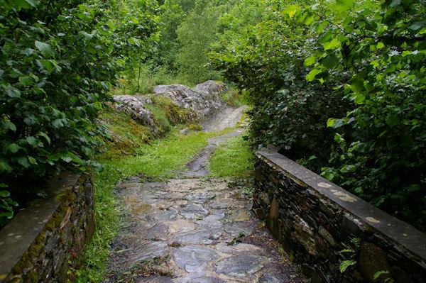 Le Pont de Chic sur le ruisseau de l_Artigue
