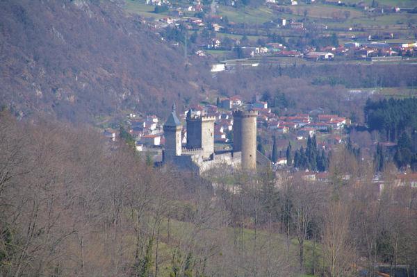 Le château de Foix
