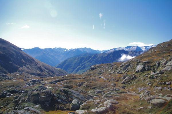 Les Pyrénées, du Pic d_Estats au Pic d_Endron