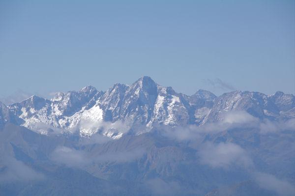Le Mont Valier