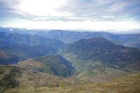 La vallee de l'Arac