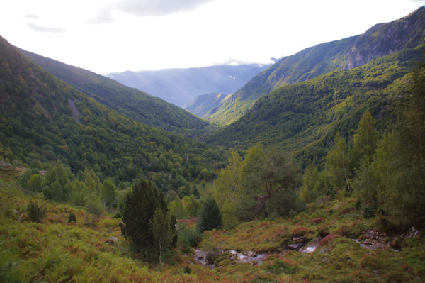 La vallée du ruisseau d_Arbu