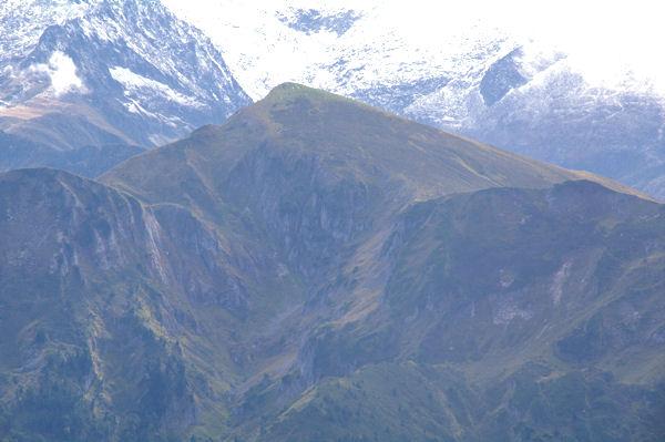 Le Pic de Girantès (Mont Ceint)