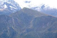 Le Pic de Girantes (Mont Ceint)