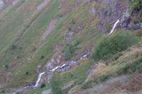 La cascade de l'Arbu