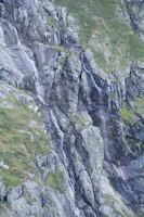 Des cascades au dessus de l'Etang Rond