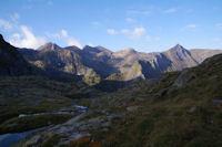 Le vallon des Estagnous